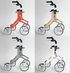 Trust Let's Fly - Design Rollator
