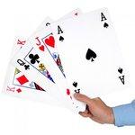 Piatnik reuze speelkaarten set