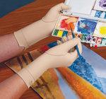 Compressiehandschoen | halve vingers over de pols