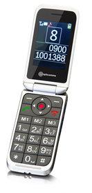 AMPLICOMMS Clamshell - Uitklapbare mobiele telefoon
