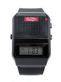 Sprekende digitaal horloge