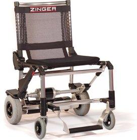 Zinger - Elektrische en opvouwbare rolstoel - DEMO - 50%