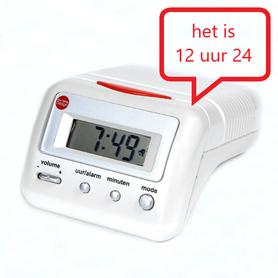 Nederlands sprekende wekker