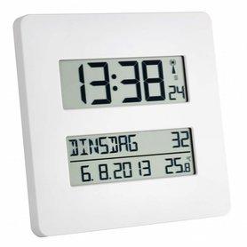 Radiografische klok met thermometer
