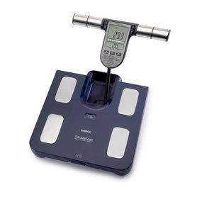 OMRON BF511 Lichaamscompositie weegschaal Lichaamscompositiemeter