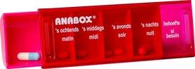Anabox - medicijndoosje voor één dag