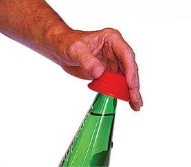 Anti-slip flesopener