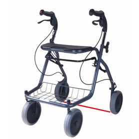 Parkinson rollator met LASER systeem