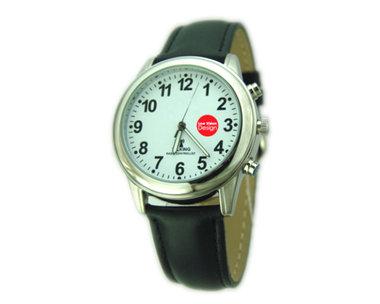 Nederlands sprekend horloge in unisex formaat 28