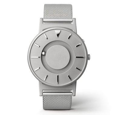 Horloge met voelbare wijzerplaat