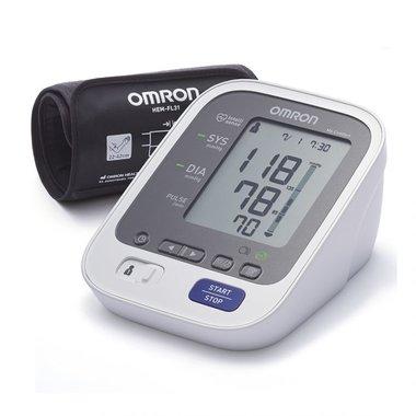 OMRON M6 Comfort Bloedrrukmeter Bovenarmbloeddrukmeter met Intelli Wrap manchet (M/L)