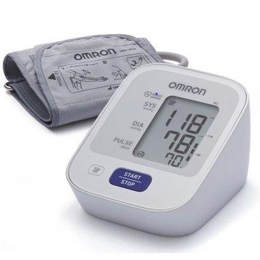 OMRON M2 Bloeddrukmeter Bovenarmbloeddrukmeter met Medium manchet
