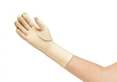 Oedeemhandschoen hand met hele vingers