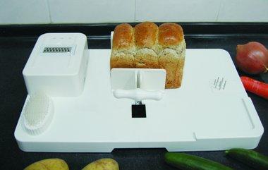 Multifunctionele keukenhulp - keukenwerkblad