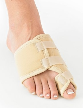 Hallux valgus soft support