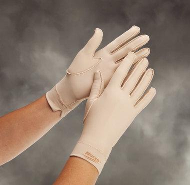 Oedeem Compressiehandschoen | hand met hele vingers