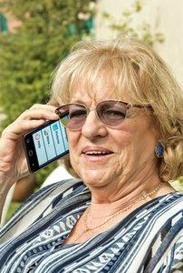 smartphone senioren
