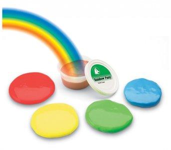 Rainbow Putty Kneedpasta