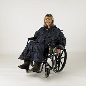 rolstoel poncho
